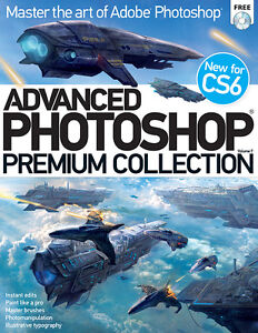 ADVANCED PHOTOSHOP PREMIUM COLLECTION BRAND NEW