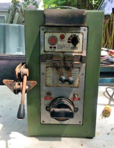 """Jet 115V Bandsaw Blade Welder Cutter & Grinder 5/16-3/4"""" Machinist Tool Band Saw"""