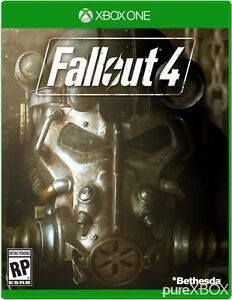 fallout 4 for xbox one (available for sale december 1st) Kingston Kingston Area image 1