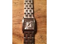 Fossil Watch - Silver
