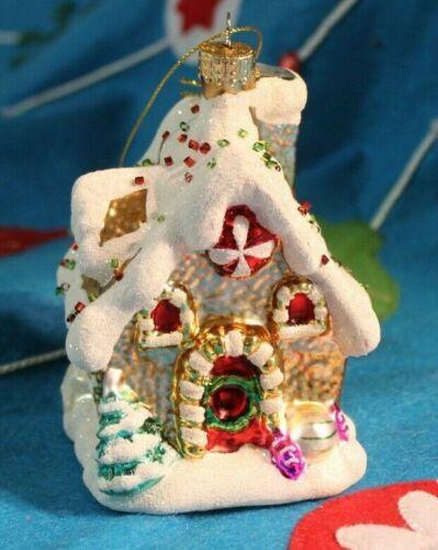 Robert Stanley Christmas 2020 Home For Christmas Gingerbread House Ornament
