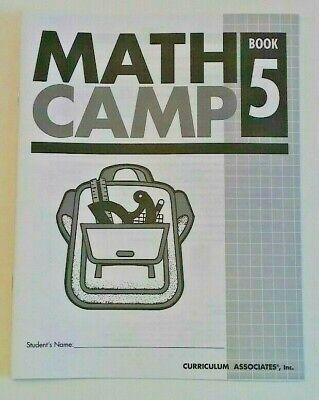 Math Camp! Problem Solving Test Prep Basic Skills Critical Thinking 5th Grade 5