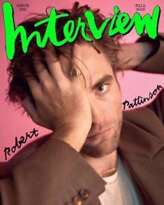 Interview Magazine Robert Pattinson Fall2018 INTERVIEW MAGAZINE ROBERT PATTINSON