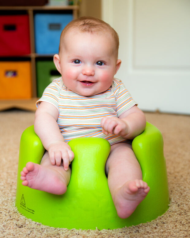 How to Use a Bumbo Seat