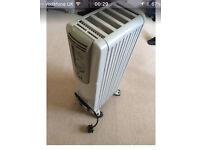 Dragon oil filled radiator