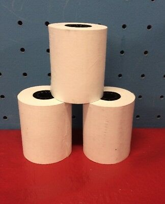 2-14 X 85 Thermal Credit Card Receipt Paper - 3 Rolls  Free Shipping