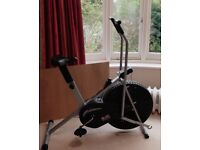Body Sculpture Air Resistance Exercise Bike (+ cross trainer arms)