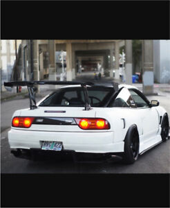 WANTED** 240sx or 180sx