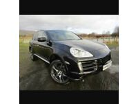 Porsche Cayenne in excellent condition oiro £17.5k