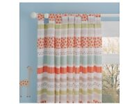 Children's curtains and matching accessories