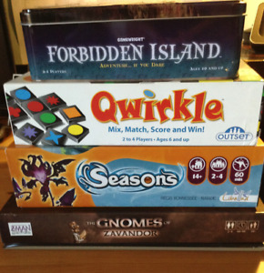 Modern Gateway Board Games