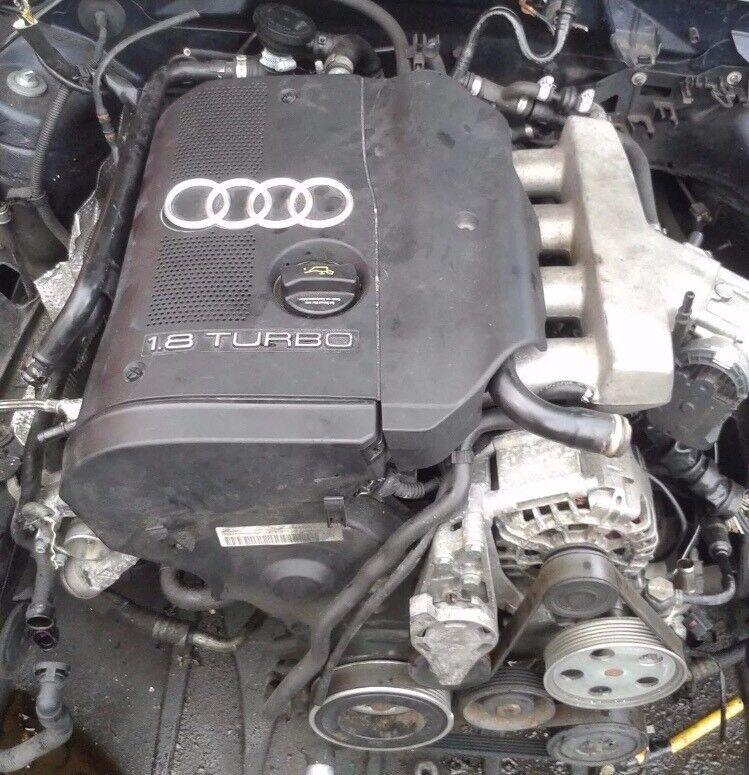 Audi A4 1 8t 20v 18t Complete Engine Bfb B6 B7 2001 2008 81k