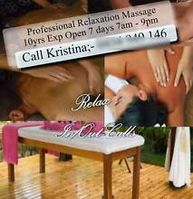 Kristina's Therapeutic Relaxation Massage from $45.00 Broadbeach Gold Coast City Preview
