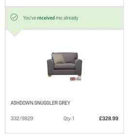 Ashdown snuggle chair