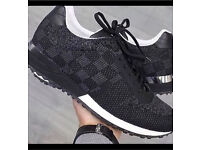 Louis Vuitton run away sneakers (trainers) *** ALL SIZES***