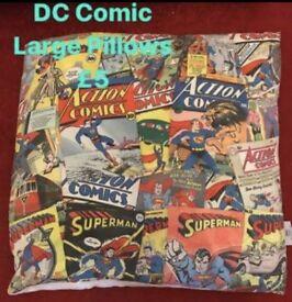 Dc Comics Extra Large Pillow