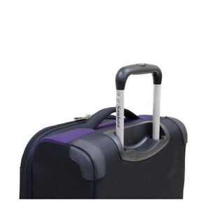 NEW 4 wheels feather light luggage