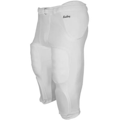 NEW EASTBAY ZONE BLITZ INTEGRATED FOOTBALL GAME PANTS SIZE 28 FITS BOYS YOUTH Eastbay Football Game Pant