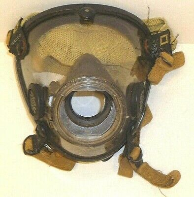 Scott Av2000 Av 2000 Large L Comfort Seal Firefighter Scba Mask 10009779 2day 4