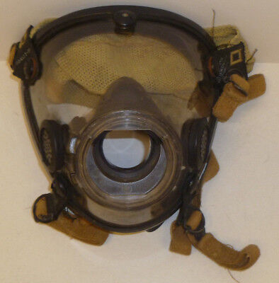 Scott Av2000 Av 2000 Medium M Comfort Seal Firefighter Scba Mask 10005135