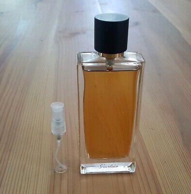 Guerlain Spiritueuse Double Vanille Eau De Parfum 5 ml Spray L'Art et la Matière ()