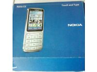 Selling Nokia c3