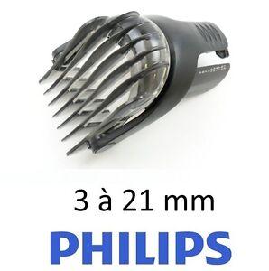 philips 422203618501 petit sabot 3 21mm tondeuse qc5330 qc5335 qc5360 qc5365 80. Black Bedroom Furniture Sets. Home Design Ideas
