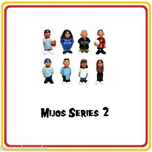Homies **** Mijos Series 2 --- All 8 Figures