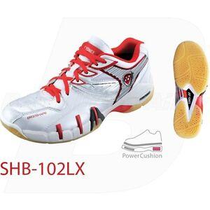 Brand New Yonex Red SHB-102LX Court Shoes