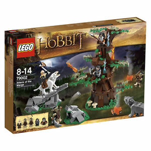 LEGO The Hobbit Angriff der Wargs (79002)