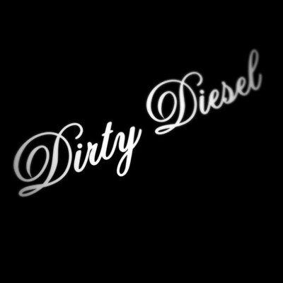 Dirty Diesel Funny Car Sticker Decal For Window Bumper, JDM, TDI, Diesel Cars