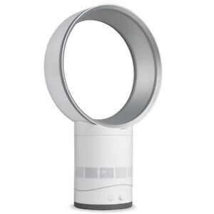2 DYSON FANS (1 x air multiplier) (1x heat +cool)