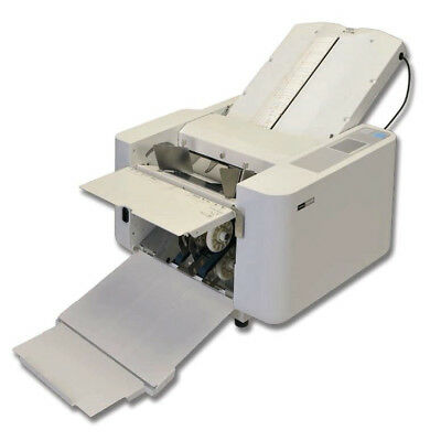 Idealmbm 208j Automatic Table Top Paper Folder