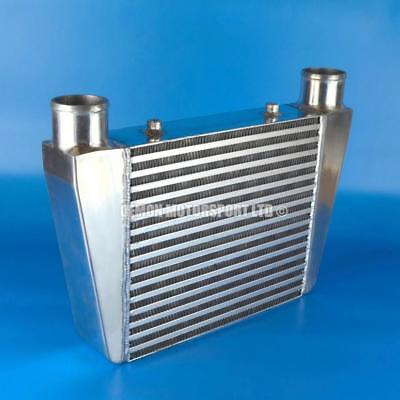 "FMIC Front Mount Alloy Intercooler 330 x 280 x 76mm Core Universal (2.5"" In/Out)"