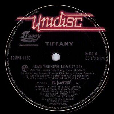 Tiffany Remembering Love Canada (Tiffany Canada)