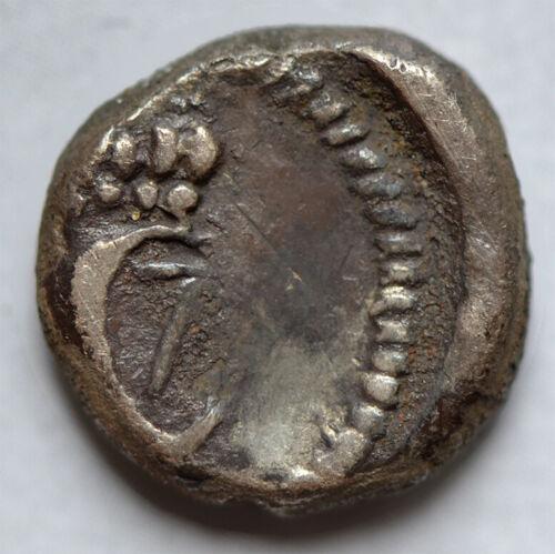 DANISH INDIA (Tranquebar) 1 Royalin 178(x) Silver VF Christian VII (1767-1799)