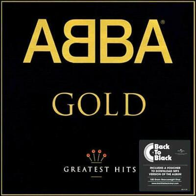 ABBA - Gold : Greatest Hits 2 LP NEW 180 gram
