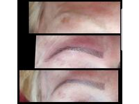Microblading by Elite Level Artist £140 (Usually £210)/FREE Periodic Brow Top Ups