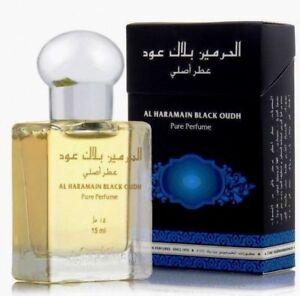 bba576423 Black Oudh 15ml Perfume Oil Arabian Attar Itr Oud By Al Haramain New