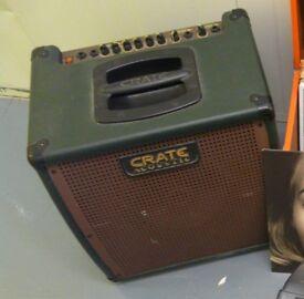Crate acoustics amp ca30d 30watt