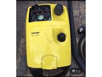 Karcher industrial steam cleaner