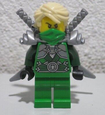 Lloyd Garmadon Deepstone Ninjago 70728 Green Ninja LEGO Minifigure