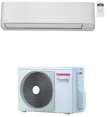 TOSHIBA SEIYA CONDIZIONATORE CLIMATIZZATORE MONOSPLIT 9000/10000 BTU R32 A++