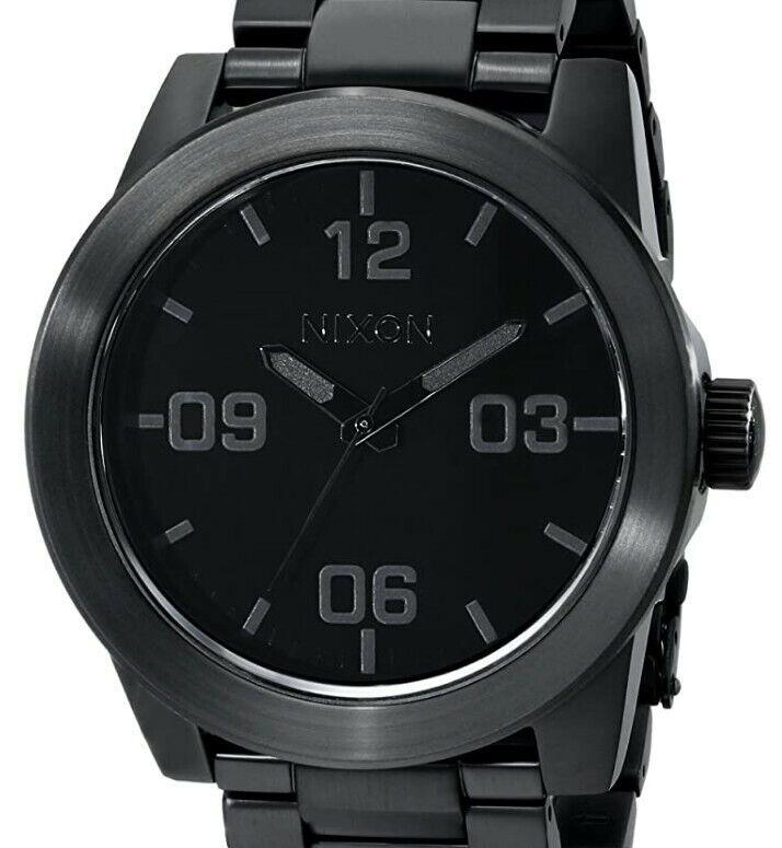 Nixon Corporal SS A346. 100m Water Resistant  Men's Watch  no box