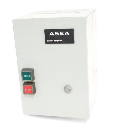 NEW ASEA BROWN BOVERI 400A130P STARTER 400A1301 , 110-120V, 60HZ