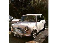 Rover Mini Mayfair 1995 1275ccc White