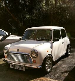 Rover Mini Mayfair - 1995 - 1275cc - White