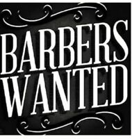 Reliable Barber(s) Wanted.  Full & Part-Time in Toronto