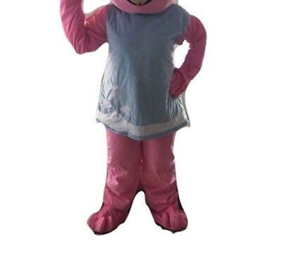 Trolle Mohnblumen Erwachsene Maskottchen Kostüm Anzug Outfit Party - Geburtstag Anzug Kostüme