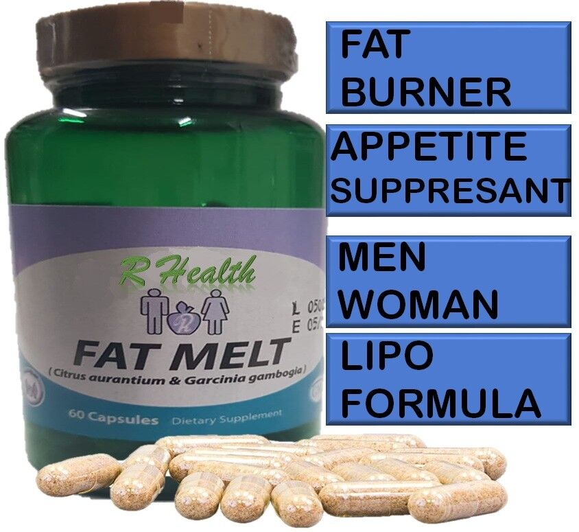 1 NATURE SLIM FAT MELT 60 CAPSULES THE BEST WEIGHT LOSS, FAT BURNER REALLY WORKS 2
